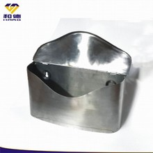 Simple Appearance Stainless Steel 304 Mailbox , Modern Stainlesteel Letterbox