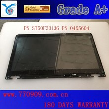 Brand New and Original laptop touch screen panel PN ST50F33136 FRU 04X5604 laptop monitor