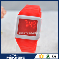 Nice appearance low cost factory digital fashion touch screen reloj led watch