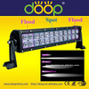 Promotion 72W Dual Row LED Light Bars for Tractor, Forklift Off-road ATV Excavator, Heavy Duty Equipment 72W LED Lightbar