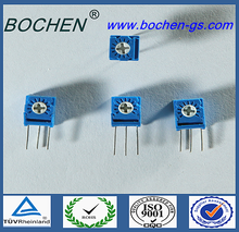 BOCHEN 10k linear potentiometer 3323S injection molding electronics plastic knob