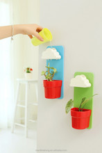 flower pot decoration wall mounted flower pot flower pot hanging on the wall