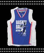 Kid t-shirt sleeveless /children basketball shirts / 2015 summer 100% polyester