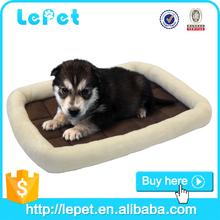 wholesale puppy supplies warm soft dog kennel mats/dog crate mats/sleeping pet mat