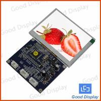 4.0'' TFT lcd 320*240 VGA&VIDEO input lcd screen