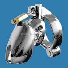 Metal Stainless Steel Cock Cage for Male Chastity Sex Toy