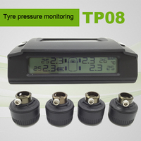 power saving of display new version tire pressure monitoring system digital tire pressure gauge car accessories china tpms