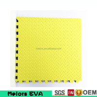 Melors best quality durable non toxic shockproof jigsaw floor mats 30mm