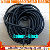 Customized High Stretch Round Elastic Cord 5mm