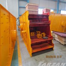 All purpose fine sand vibrating screen for road construction