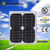 Bluesun 2015 led light wholesale new-design mono 10w small solar panel 12 10w