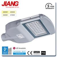 LG LED Source 5 Years Warranty 60W D2-4 CE ROHS IP66 Street Light