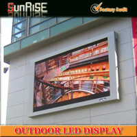 NOVASTAR control system Outdoor advertising LED Display