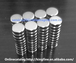 Customized Strong Magnetic Force Neodymium Magnets