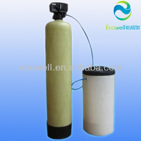 FRP resin water softener for water treatment / aumatic water softener machine