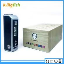 Kingfish product 1.2-1.5ohm 50w box mod pandora atomizer clone with factory price