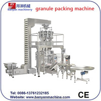 Automatic Vertical Snacks Packaging Machine