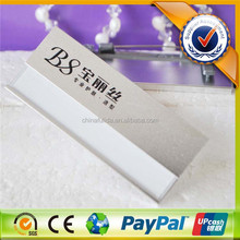 High Quality Magnetic Aluminium alloy Name Badge On Time Delivery