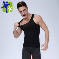 Whole sales!! Man slimming vest, male breathable vest, Mesh Vests CIF cost free shipping NY084