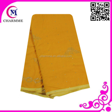 Prefessonal high quality velvet fabric super soft velvet 0013 velvet smooth with many rhinestones