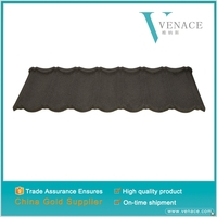 Colorful stone coated/best quality steel roofing sheet