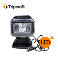 35W/55W/70W HID Search light / HID Work Light / Car Roof HID Spotlight / Remote Controll Spotlight for Boat Car Marine,Camping