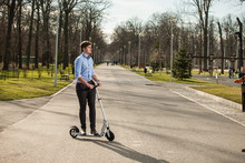Europe Technology E-TWOW Folding Electric kick Scooter