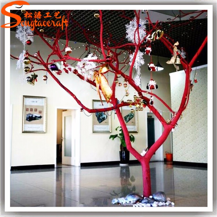 arvores para decoracao de interiores:de fábrica artificial árvores sem folhas decoração de interiores