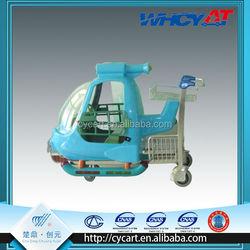 Supermarket shopping trolley/shopping kid car