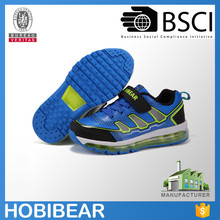 HOBIBEAR 2015 wholesale youth air basketball shoes in low price