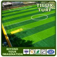 High quality 50mm artificial grass with stem fiber for soccer
