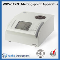WRS-1C Melting point Apparatus Touch Screen
