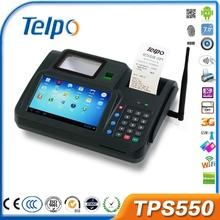 hand-free laser barcode reader Election Identification