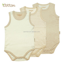 organic cotton vest newborn clothing