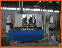 5 Axis 5 Head High Speed Automatic Car Cleaning Brush Machine Manufacturers/ Broom Making Machine