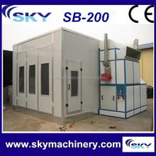 Alibaba China Spray Booth/spray paint booth/car paint mixing machine