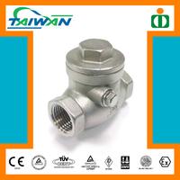 Taiwan nozzle check valve, pvc swing check valve, water meter check valve