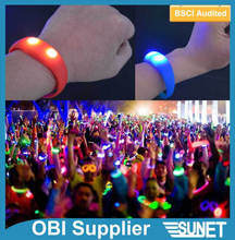 SUNJET LED bracelet party supplies wholesale china