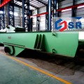 Shaorui( sr) marca avental feeder fabricantes 800 tph
