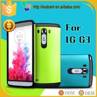 Minion lighter hybrid slim armor cell phone case for lg g3 d855