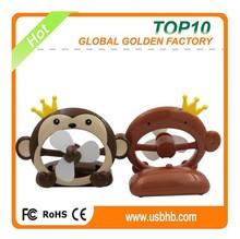hot selling!top quality cost effective MOKYO portable usb mini desk fan