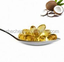 Organic Coconut oil soft capsule