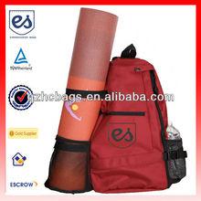 Yoga Mat Bag with ipad pocket (ESC-TBB008)