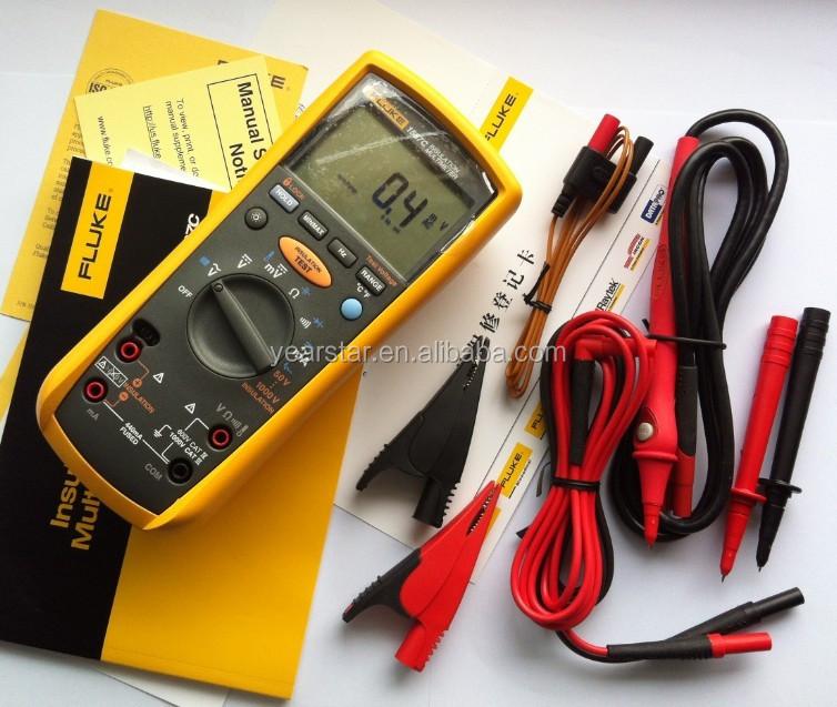 Fluke Megger Meter : Fluke megger view product details