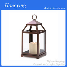 Christmas lantern metal cheap candle holders