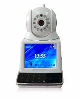 JGW-1103C03 Network Video Alarm system mini ip camera sim card security camera