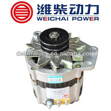 WEICHAI POWER 24V 35A Alternator 612600090259