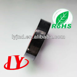 High Quality black pvc insulation tape for electrical usage