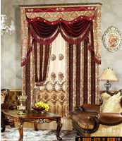Elegant ready made swags n tails curtains