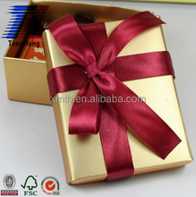 Custom popular cigarette paper box for packaging with various color and size wholesale
